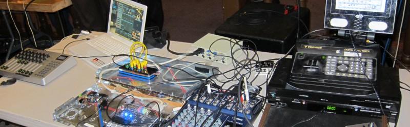 Data Dance 2 - DJ Gear