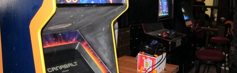 Data Dance 2 Arcade
